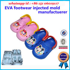 Professional Cute Shoe Mould Maker High Speed  CNC Making Process