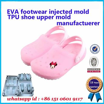 Aluminium  Slipper Mold High Strength Rust Proof  Long Working Life