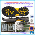 Anti Skip EVA Mould  Die Making Safety Sturdy Plastic Shoe Mold