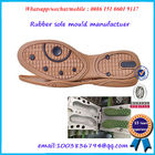 Sturdy Steel Rubber Dip Shoe Mould High Strength Long Life Span