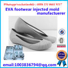 Commercial Slipper Mold Fashionable Design Footwear Injected Mold supplier