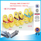 2 colors PVC slipper shoe mould maker in China