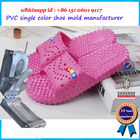 Single Color Rubber Shoe Mold High Efficiency Stable Performance supplier
