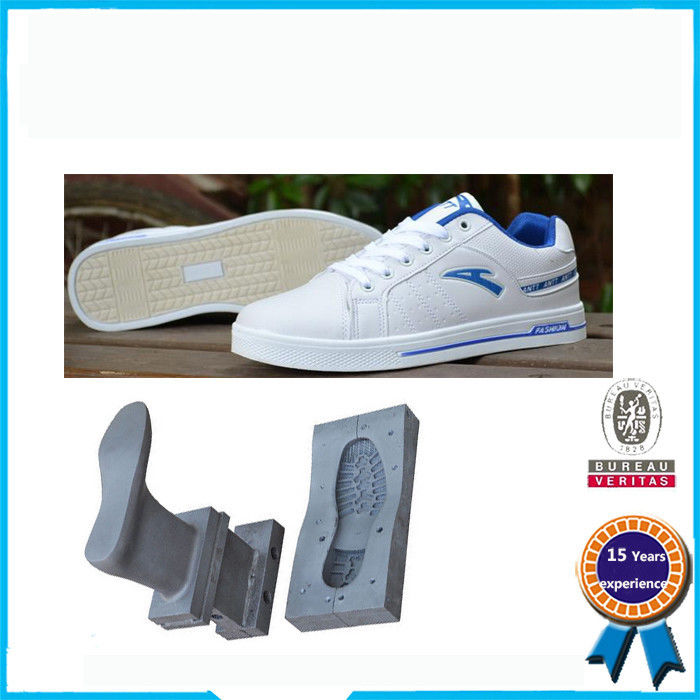 Safety PVC Shoe Mold High Efficiency  Sports Shoe Mould Maker