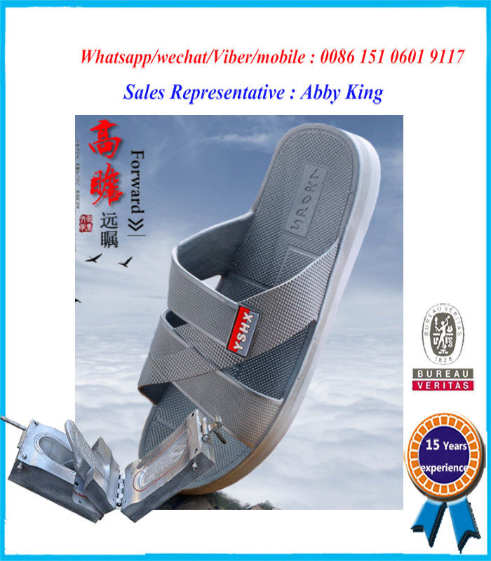 PVC slipper mould maker in China