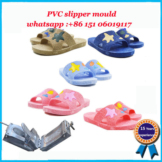 Professional Injection Slipper Mold Rust Proof Corrosion Resistant