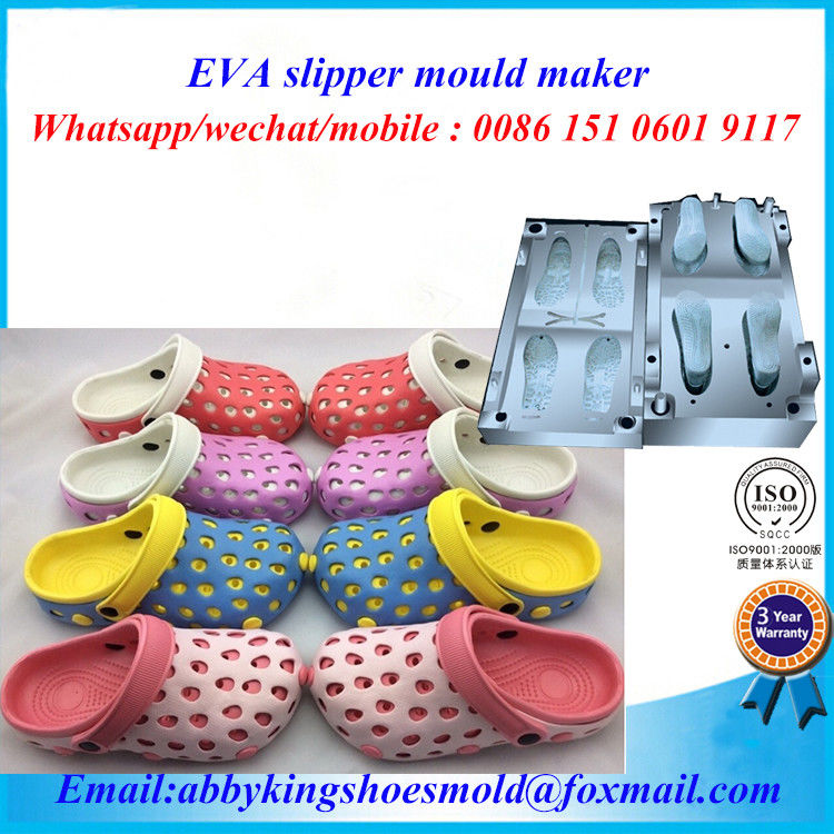 Cute Anti Skip EVA Mould High Strength Sturdy Plastic Shoe Mold