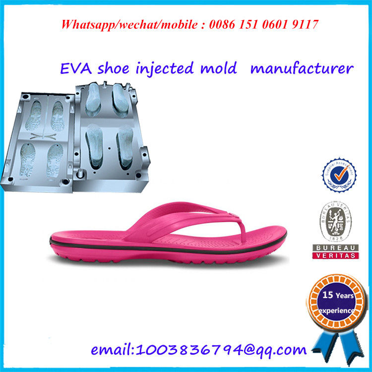 Sturdy  Steel Slipper Mold Corrosion Resistant Customized Design