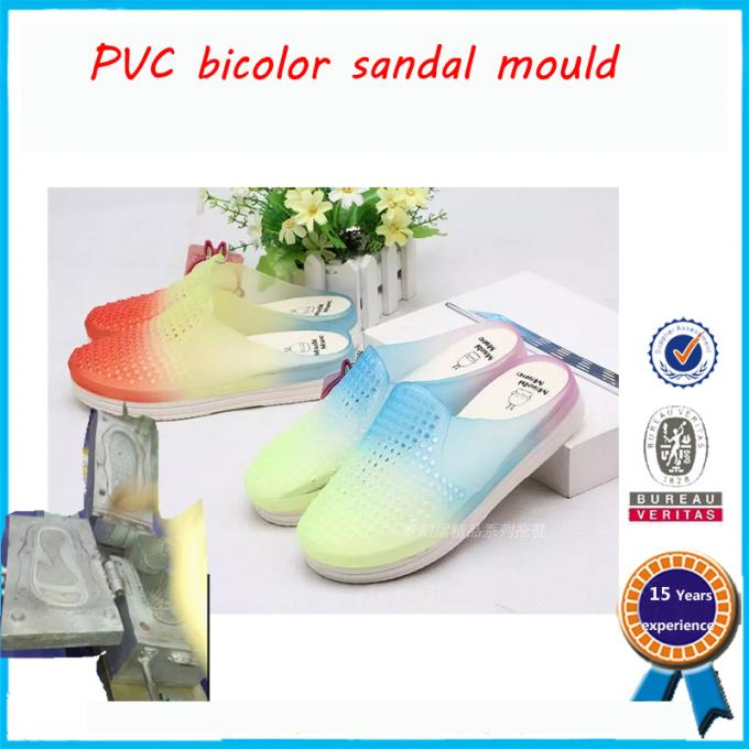 Commercial Slipper Mold Fashionable Design Footwear Injected Mold 3