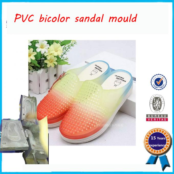 Commercial Slipper Mold Fashionable Design Footwear Injected Mold 1