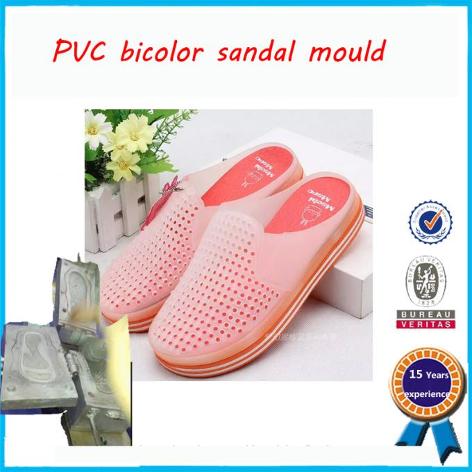Commercial Slipper Mold Fashionable Design Footwear Injected Mold 2