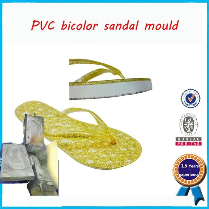 Durable EVA Mould Comfortable Crystal Full Shoe Slipper Mould 5