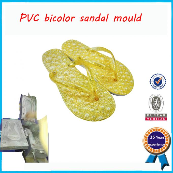 Durable EVA Mould Comfortable Crystal Full Shoe Slipper Mould 2