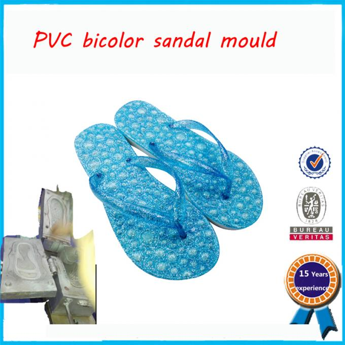 Durable EVA Mould Comfortable Crystal Full Shoe Slipper Mould 6