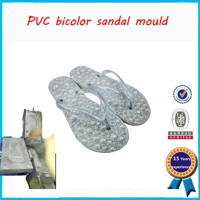 Durable EVA Mould Comfortable Crystal Full Shoe Slipper Mould 3