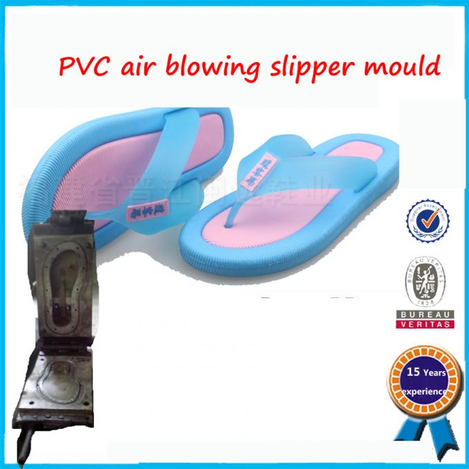 Plastic Injection PVC Shoe Mold High Strength Long Working Life 1