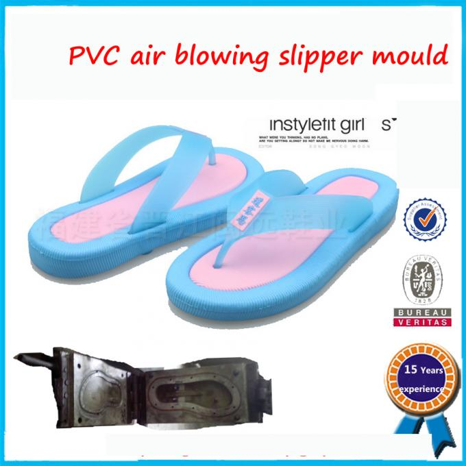 Plastic Injection PVC Shoe Mold High Strength Long Working Life 3