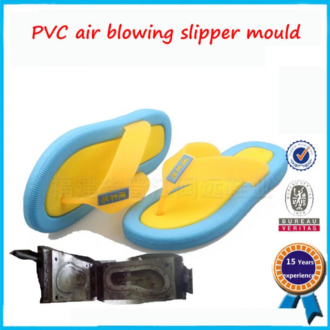 Plastic Injection PVC Shoe Mold High Strength Long Working Life 4