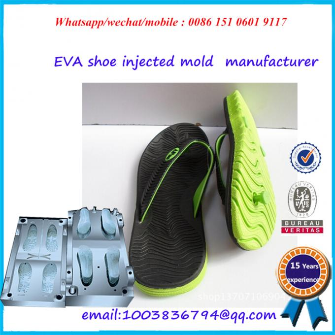 High Strength  Rubber Dip Shoe Mould 2 Colors EVA Mould Easy To Operate 1