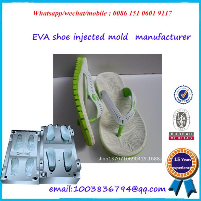 High Strength  Rubber Dip Shoe Mould 2 Colors EVA Mould Easy To Operate 2