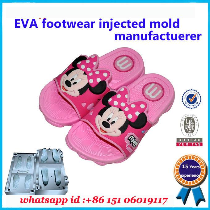 Durable Colorful Flip Flop Mold Fashionable And Original Design 2
