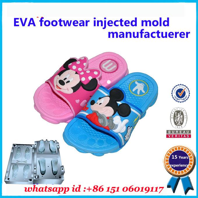 Durable Colorful Flip Flop Mold Fashionable And Original Design 3