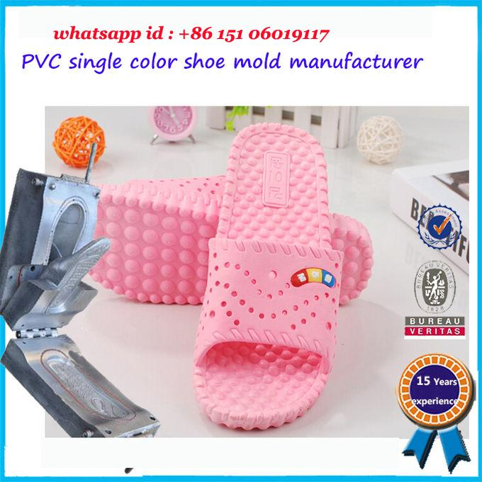 Single Color Rubber Shoe Mold High Efficiency Stable Performance 1