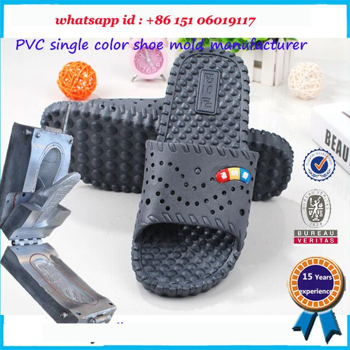 Single Color Rubber Shoe Mold High Efficiency Stable Performance 3